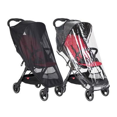 Дъждобран и слънчобран за количка Phil&Teds GO PT-0238