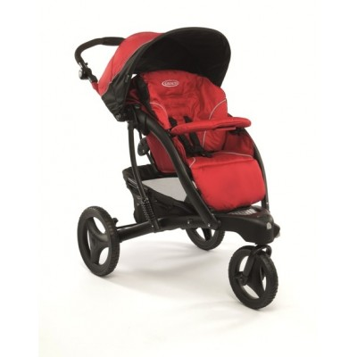 Graco Trekko Completo - комбинирана количка Chilli Red G6T92CRDE