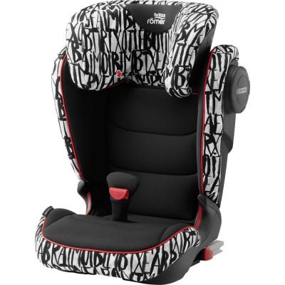 Столче за кола - Romer KIDFIX III M - Letter Design 4191214