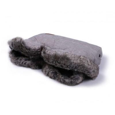 Ръкавица за количка Kikka Boo Luxury Melange Cream 31108040072