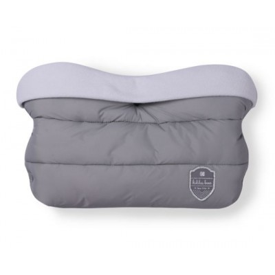 Ръкавица за количка Kikka boo Embroidered Grey 31108040074