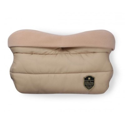 Ръкавица за количка Kikka boo Embroidered Beige 31108040075
