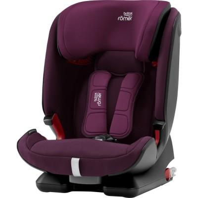 Столче за кола Britax Romer ADVANSAFIX IV M - Burgundy Red 4191430