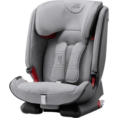 Столче за кола Britax Romer ADVANSAFIX IV M - Grey Marble 4191431
