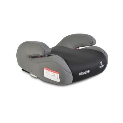 Анатомична седалка за кола Cangaroo Romeo с Isofix - сива