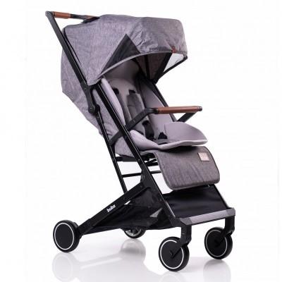 Бебешка количка Primavera Buba - Сива Primavera-grey