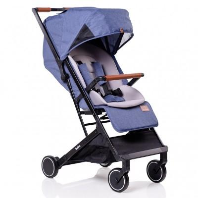 Бебешка количка Primavera Buba - синя Primavera-blue