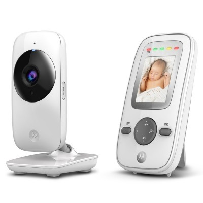 Видео бебефон с камера Motorola MBP481