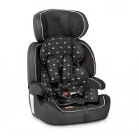 Стол за кола navigator 9-36kg black crowns