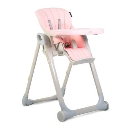 Стол за хранене Cangaroo iEat - розов