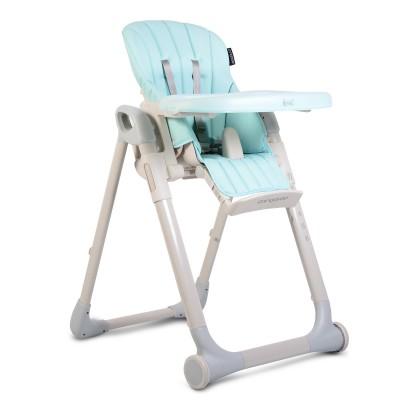 Стол за хранене Cangaroo iEat - светло син