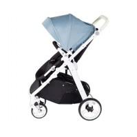 Комбинирана бебешка количка 3в1 UGO Blue