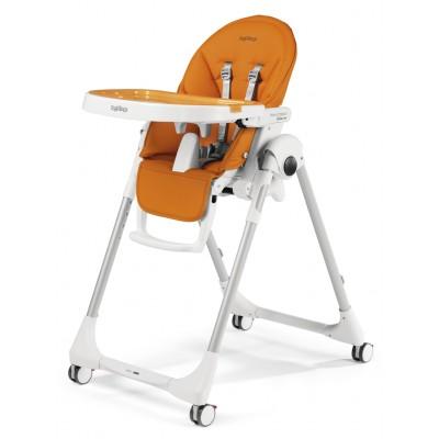 Стол за хранене Peg Perego 2в1 PRIMA PAPPA FOLLOW ME - arancia