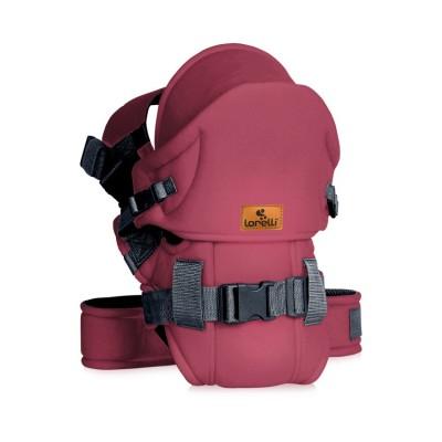 Кенгуру weekend dark red&black 10010110001