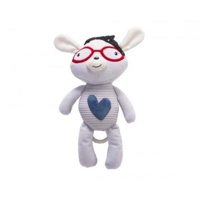 Музикална играчка за легло Blue Heart LOVE ROME Kikka boo 31201010078