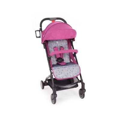 Бебешка лятна количка Libro Purple Kikka boo 31001030063