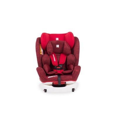 Стол за кола 0-1-2-3 (0-36 кг) 4 Fix Red Melange Kikka boo 31002070013