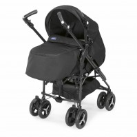 DUO NUNU Chicco комбинирана количка - Black