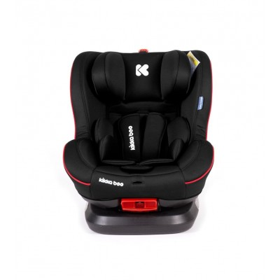 Стол за кола 0-1-2 (0-25 кг) Twister Black Isofix Kikka boo 31002060025