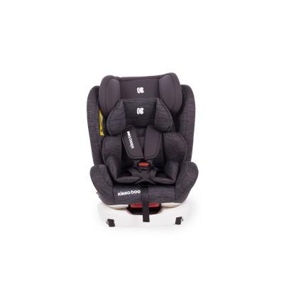 Стол за кола 0-1-2-3 (0-36 кг) 4 Fix Grey Melange Kikka boo 31002070011