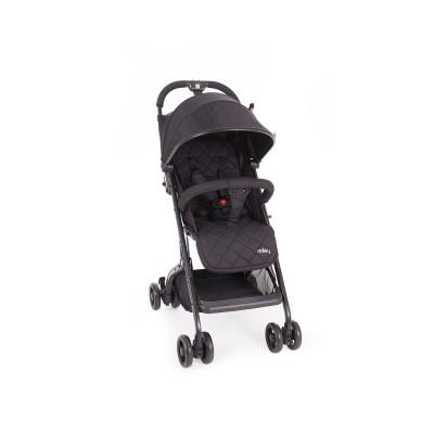 Бебешка лятна количка Miley Black Kikka boo 31001030072