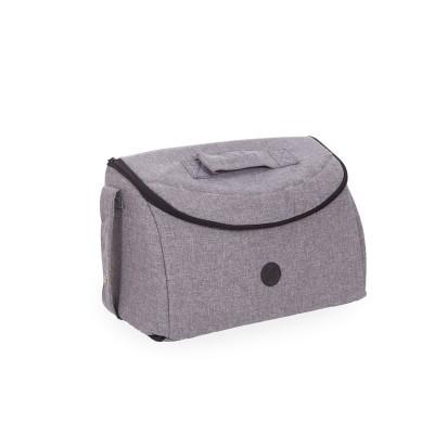 Чанта Uni Grey Melange Kikka boo 31108020014