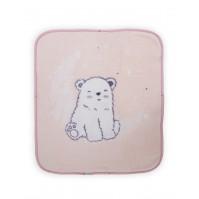 Порт бебе Pink Polar Bear Kikka boo
