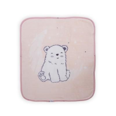 Порт бебе Pink Polar Bear Kikka boo 31108020037