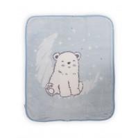 Порт бебе Blue Polar Bear Kikka boo