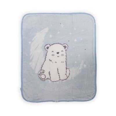 Порт бебе Blue Polar Bear Kikka boo 31108020038