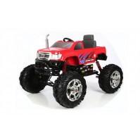 Акумулаторна кола Rollplay Monster, 24v, red Kikka boo