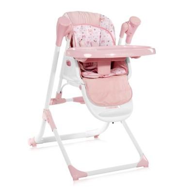 Стол за хранене ventura pink 10100301903