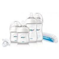 Avent - Комплект за новородено Natural PP
