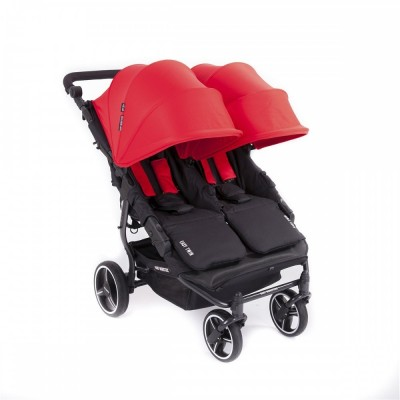 "Chipolino Комплект сенниц за ""Easy Twin"" red MONSBMT20003"