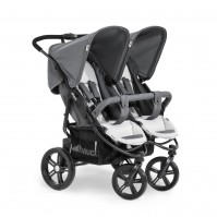 Tриколка за б-ци Roadster Duo SLX grey/silver