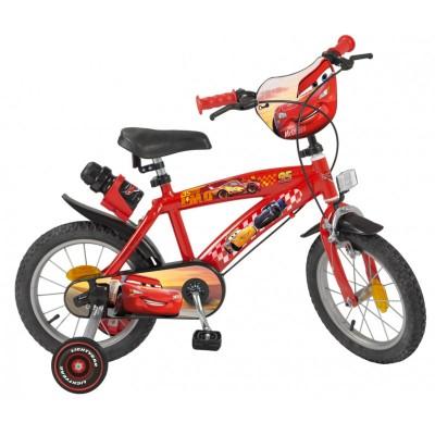 """Детски велосипед Toimsa 14"""" Cars 754"""