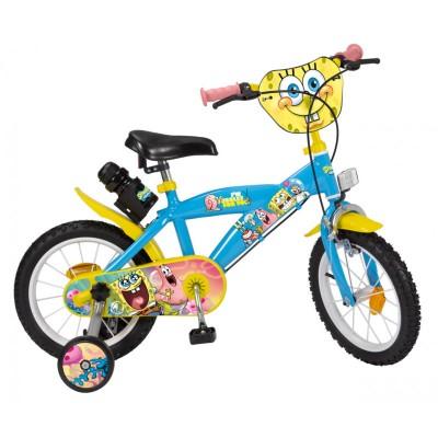 """Детски велосипед Toimsa 14"""" Sponge Bob 1447"""