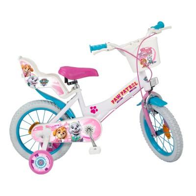 """Детски велосипед Toimsa 14"""" Paw Patrol Girl 1481"""
