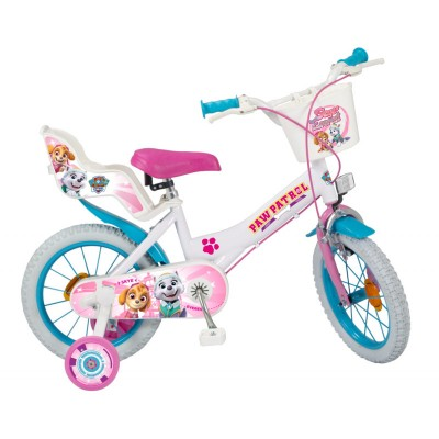 """Детски велосипед Toimsa 16"""" Paw Patrol Girl 1681"""