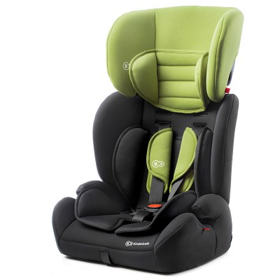 Столче за кола KinderKraft Concept 15-36 кг зелено KKFCONCGRN0000