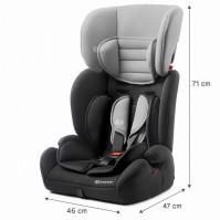 Столче за кола KinderKraft Concept 15-36 кг сиво