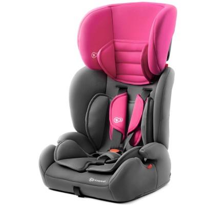 Столче за кола KinderKraft Concept 15-36 кг розово KKFCONCPNK0000