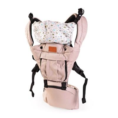 Бебешко кенгуру Skyline - бежово 101798