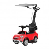Chipolino Кола за яздене със сенник Фиат500Xчервен