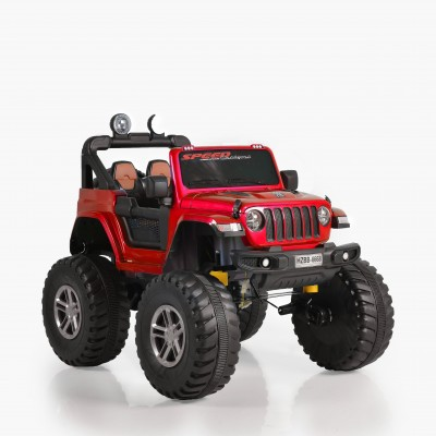 Moni Акумулаторен джип Fuego мет. червен 109051