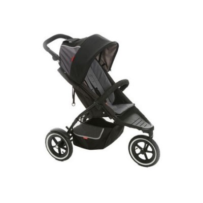 Dash детска количка Phill & Teds - Black