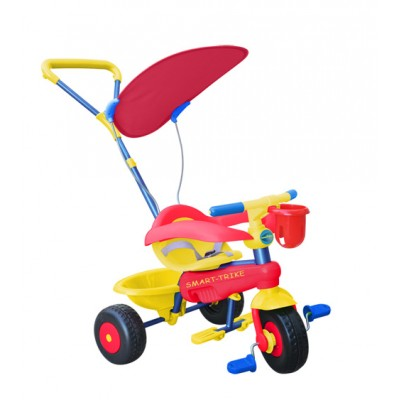 Smart Trike Bonbon - детска триколка 3 в 1