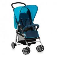 Sport Moonlight/Capri лятна количка Hauck - цвят син