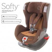 Стол за кола Avionaut Glider Softy F.05 кафяво