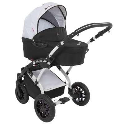 Детска комбинирана количка TUTEK TAMBERO White (AK4) 133358102